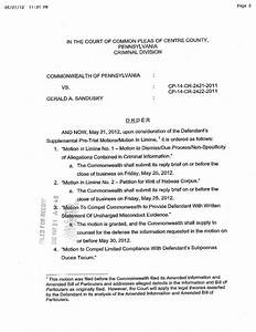 order regarding defendants supplemental pretrial motions With motion in limine template