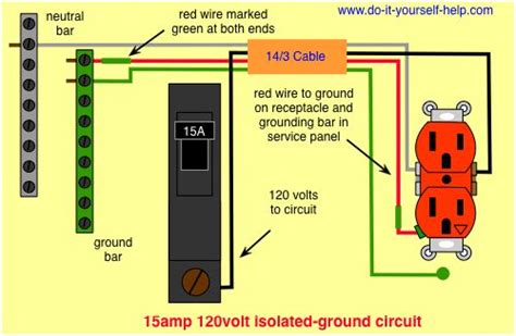 Wiring Diagram For Amp Isolated Ground Circuit Man