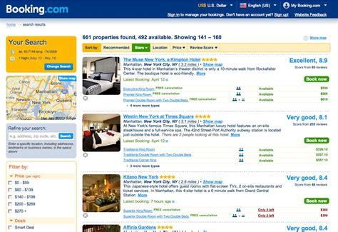 Best Hotel Booking Sites Compared