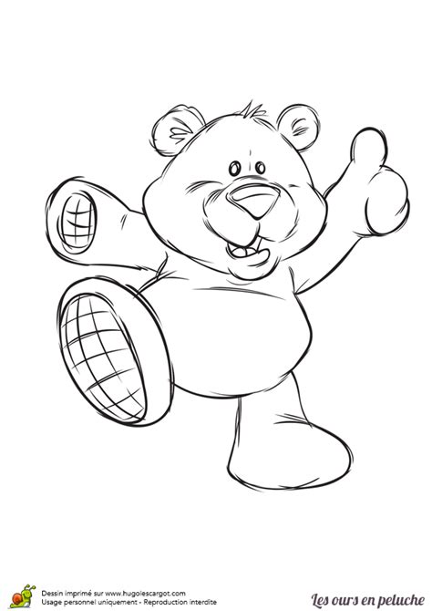 jouet cuisine fille coloriage ours en peluche dessin sur hugolescargot com