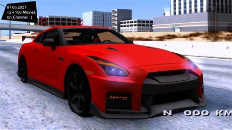 Nissan Gt-r Nismo 2017 New Enb Top Speed Test Gta Mod
