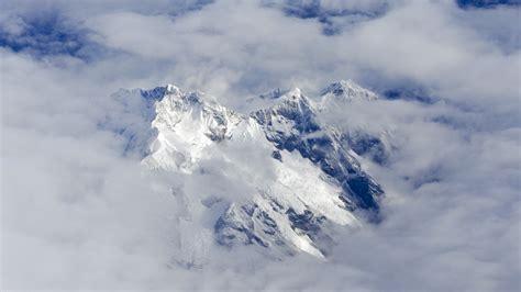 Wallpaper Alps, 4k, Hd Wallpaper, Peaks, Clouds, Nature #5743