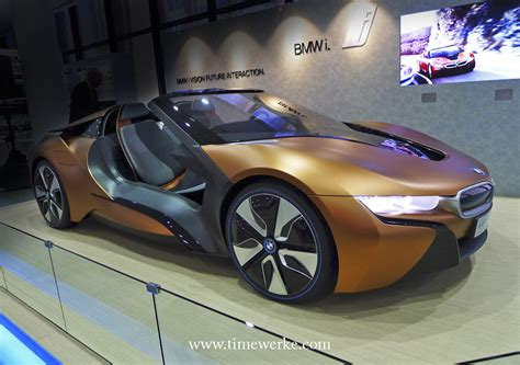 Bmw I Vision Future Interaction Concept Car Part I Is