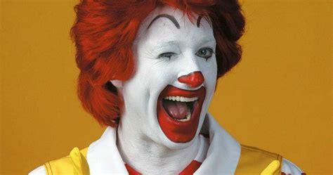 McDonald's Sidelines Ronald McDonald in Wake of Creepy ...
