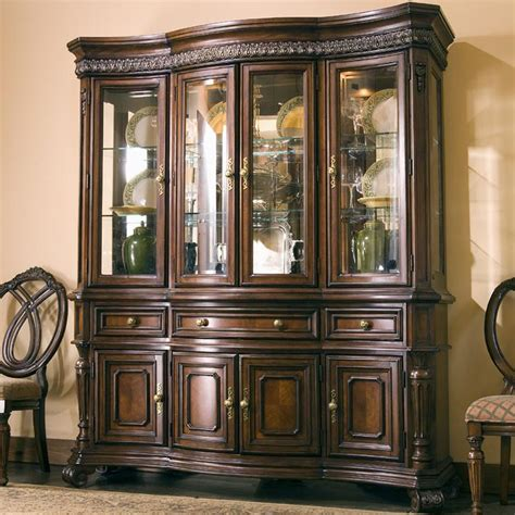 corner dining room hutch home design ideas