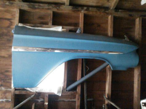 impala  door  door bumpers fenders quarter