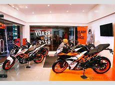 KTM PH opens new 'Munti' showroom Motorcycle News