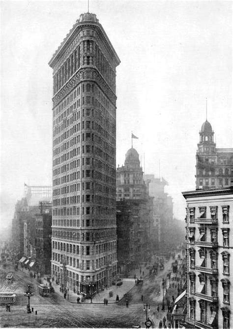collectible buildings jj 23 24 daytonian in manhattan the 1902 flatiron building 23rd between broadway and 5th avenue
