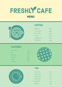 menu maker customize  menus