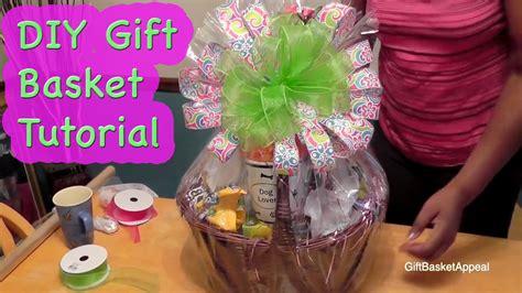 gift basket diy crafts
