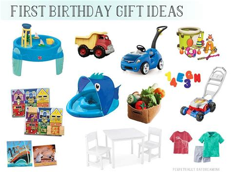 Birthday Ideas For A One Year Old Boy