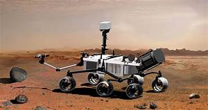 Mars Curiosity: Facts and Information - ToTheMoon