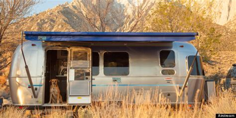 airstream   offers rv rentals  lovely trailers