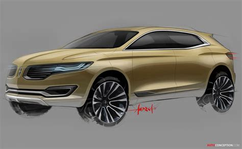 2020 Lincoln Mkx At Beijing Motor Show by Lincoln Launches In China With New Mkx Concept Car