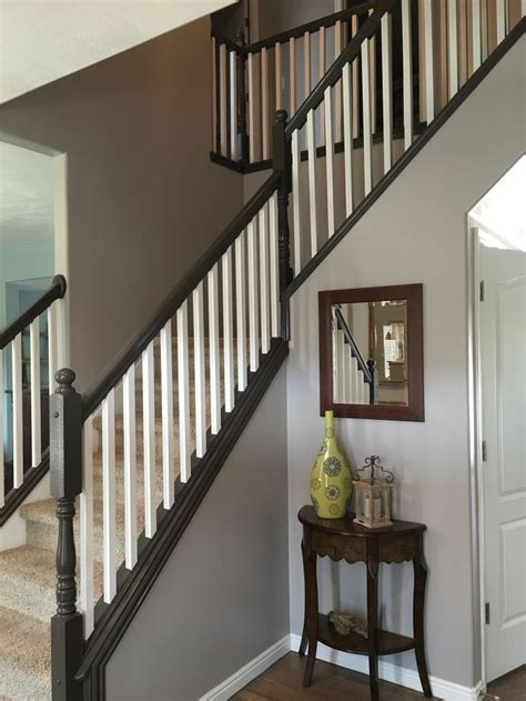 Banister Ideas by Best 25 Indoor Stair Railing Ideas On Indoor