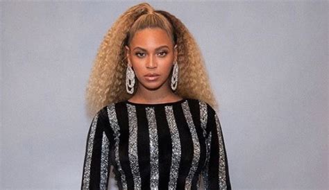 Beyoncé Rocked Her Natural Hair On Instagram, And We Love