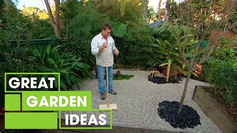 How To Build A Zen Garden In Your Backyard by How To Make Your Own Japanese Zen Garden Part 2