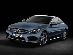 Mercedes Clase A : c205 mercedes c class coupe amg package rendered autoevolution ~ Medecine-chirurgie-esthetiques.com Avis de Voitures