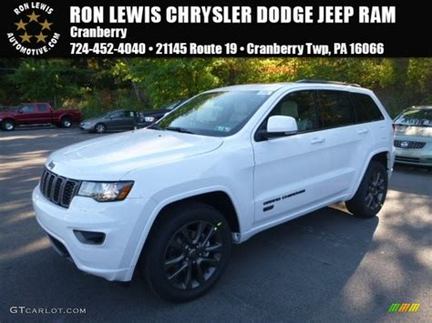 2017 jeep grand cherokee light 2017 bright white jeep grand cherokee limited 4x4