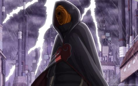 Naruto Tobi Wallpaper Desktop Background