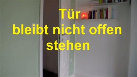 Zimmertür Einstellen Fällt Zu lifehack t 252 r f 228 llt allein wieder zu zimmert 252 r bleibt