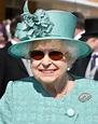 Queen Elizabeth hosts a Garden Party at Buckingham Palace ...