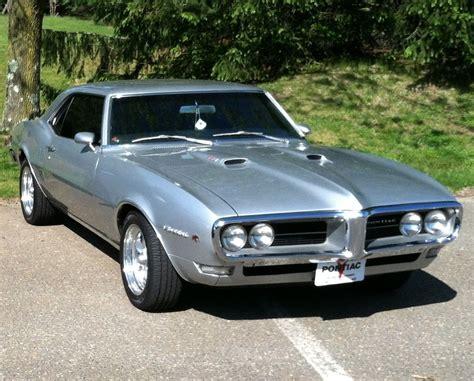 1968 Pontiac Firebird Parts by 1968 Pontiac Firebird 400 Sweet Silver Driving Machine
