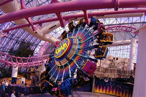 5 Fun Indoor Amusement Parks