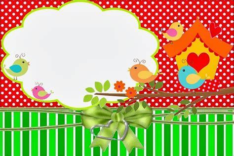 fazendo  propria festa kit personalizados tema passarinho nas cores vermelho  verde