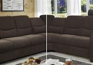 Boxspring Couch Mit Bettfunktion : boxspring wohnlandschaft houston ecksofa sofa nougat braun ~ Indierocktalk.com Haus und Dekorationen