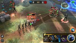 Star Wars: Force Arena is a slick, action-packed mini-MOBA ...