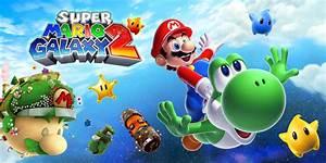 Super Mario Galaxy 2 Wii Jeux Nintendo