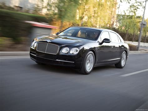 Bentley Flying Spur Picture by Bentley Flying Spur 2014 Picture 39 Of 140