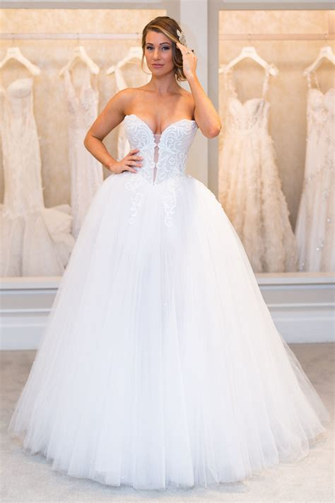 Wedding Gowns by New Pnina Tornai Wedding Dresses See A Real Model 6