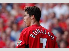Man United players used to tease Cristiano Ronaldo by