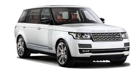 Land Rover Range Rover Price (gst Rates), Images, Mileage