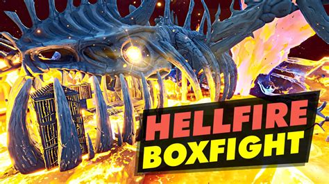 box pvp map code hellfire boxfight fortnite
