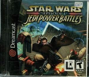 Star Wars - Episode I - Jedi Power Battles (USA) ISO