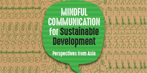 New Book On Mindful Communication For Sustainable