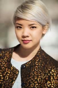 Short Pixie Hair Asian