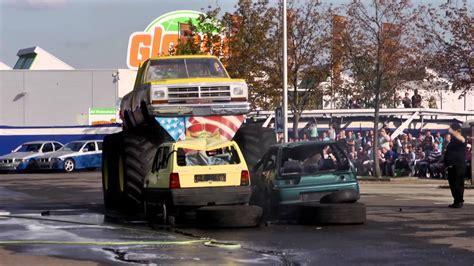 youtube monster truck show tornado stuntman show monster trucks youtube