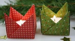 Bastelanleitungen Für Weihnachten : origami weihnachten ~ Frokenaadalensverden.com Haus und Dekorationen