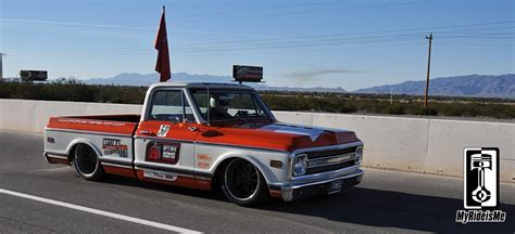 Optima Invitational - Pro-touring Chevy Trucks on Track ...
