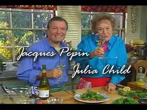 Julia Child & Jacques Pepin Sampler - YouTube