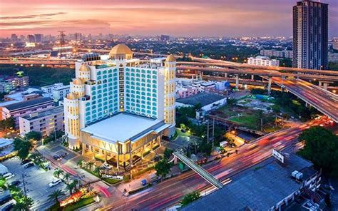 The Best Halal Hotel In Bangkok (and 3 Other Great Ones) Wos