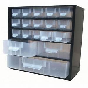 Boite Tiroir Plastique : box de rangement plastique a tiroir ~ Teatrodelosmanantiales.com Idées de Décoration