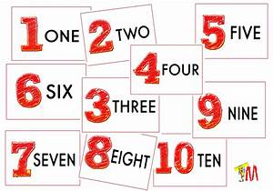 8 Best Images of Printable Very Large Numbers 1 10 - Large ...