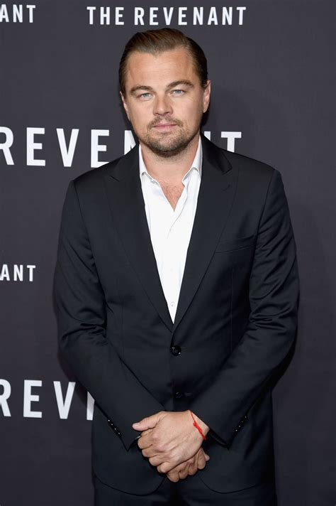 Leonardo Dicaprios Quotes About Marriage January 2016