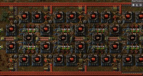 Tileable Red Circuits Factorio
