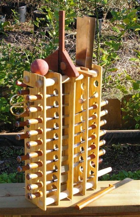 chisel rack   tool rack tools tool storage